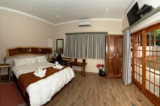 Executive Double Room suite